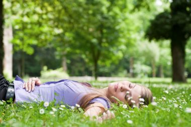 Entspannung Achtsamkeit Wohlbefinden